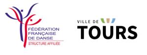 logo ville de Tours et FFD