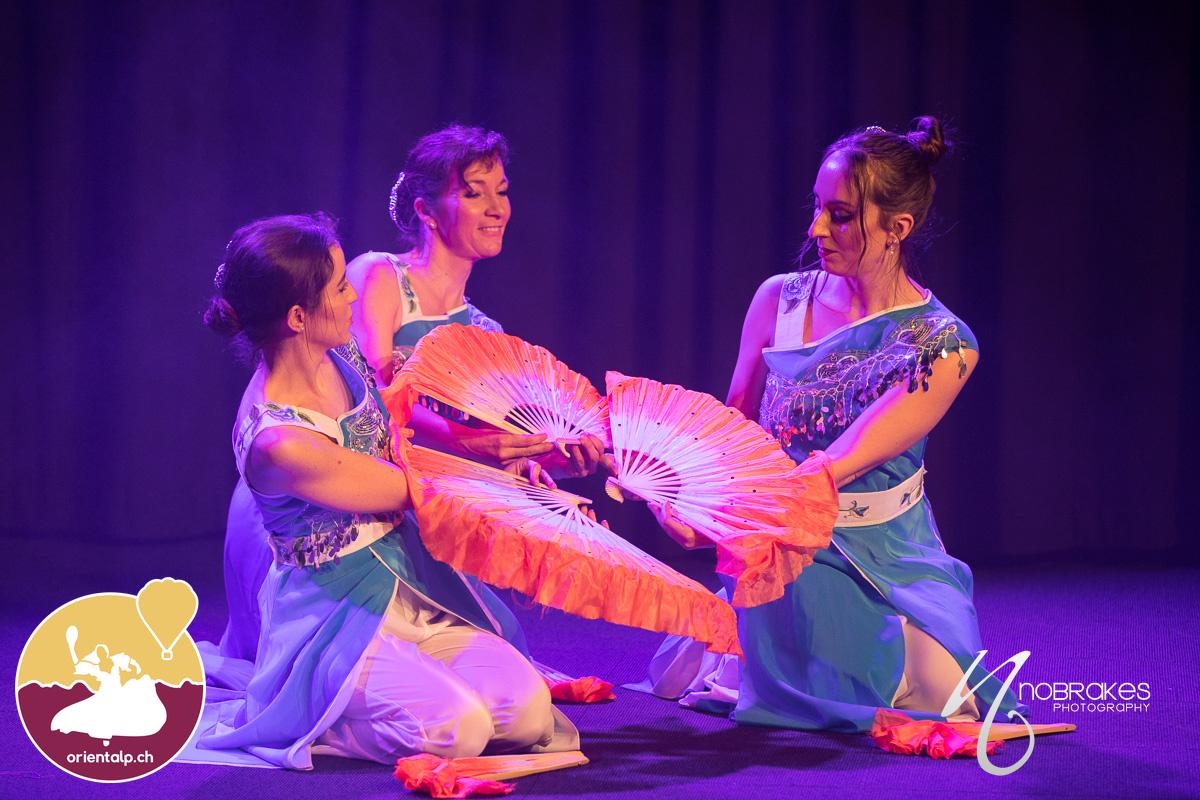 cours de danse chinoise
