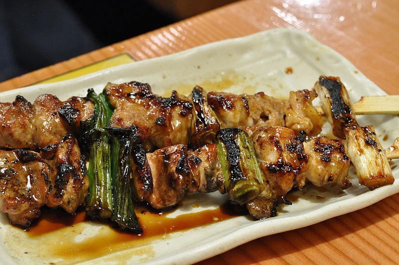 recette yakitori cuisine japonaise