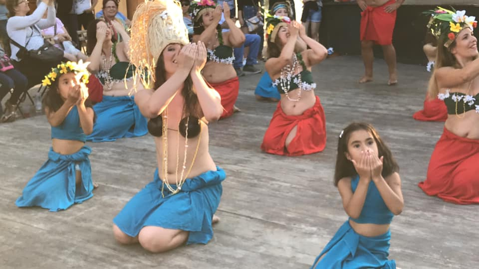 cours ori tahiti tours