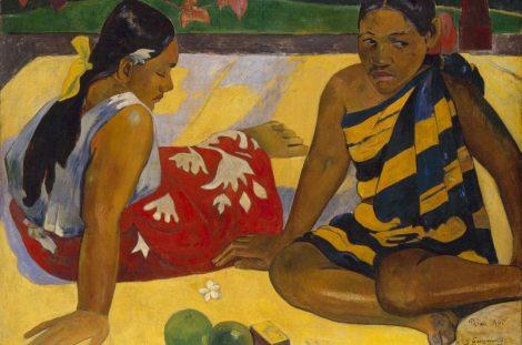 paréo tahiti
