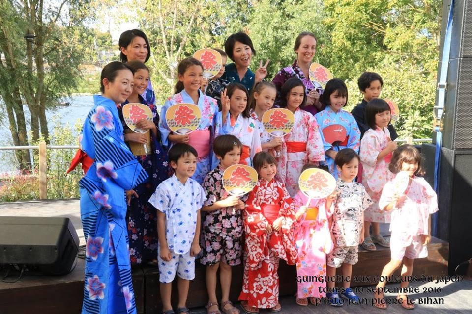 danse japonaise Tours